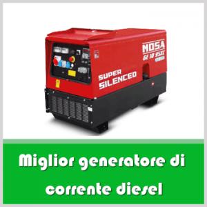 Gruppo elettrogeno diesel: 5 modelli che potrebbero fare al caso tuo